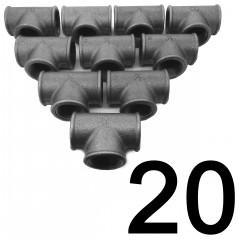 20DB T-IDOM 3/4 COL NATÚR ECO